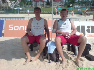 Kooperativa Cup ČPM SB - BVC CHODOV